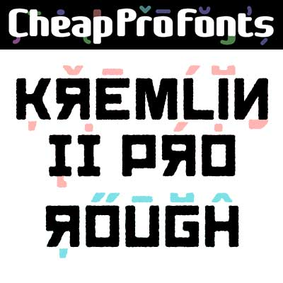 Kremlin II Pro Rough by Vic Fieger