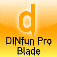 DINfun Pro Blade Promo Picture