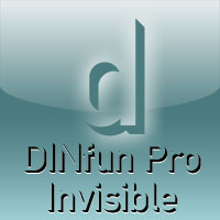 DINfun Pro Invisible Promo Picture