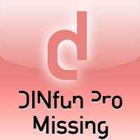 DINfun Pro Missing