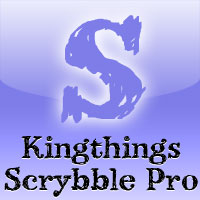 Kingthings Scrybble Pro Promo Picture
